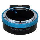 Fotodiox Objektivadapter Pro Canon FD für Linse an Sony NEX E-Mount Camera
