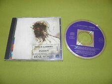 Peter Gabriel Passion 1989 IMPORT Soundtrack Scorsese Last Temptation of Christ