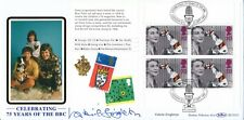 1997 Benham First Day Cover BBC signed by Valerie Singleton