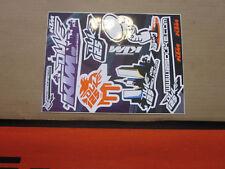 KTM Dekor Aufkleber Sticker SX EXC SX-F EGS EXE LC2 LC4 LC8 SMC SMR SXS XC-W
