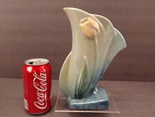 "Vintage Roseville U.S.A. Wincraft Tulip Vase #282-8 Art Pottery  (8-1/2"" tall)"