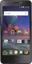 ZTE Midnight Pro 4G LTE (Simple Mobile) 8GB Memory Prepaid Cell Phone Black -NEW