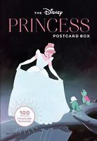 The Disney Princess Postcard Box: 100 Collectible Postcards (Postcard Book or Pa