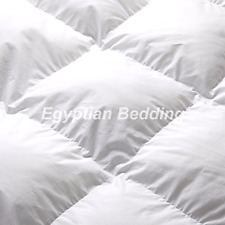 LUXURIOUS 1200 Thread Count GOOSE DOWN Comforter King Size 1200TC 100% Egyption