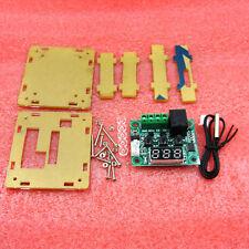Azul/Rojo W1209 DC 12 V Termostato Temperatura Interruptor Regler termómetro e CAS