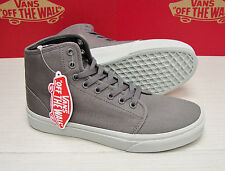 Vans 106 Hi Smoked Gray Metal Men's Size 6.5