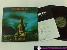 URIAH HEEP WAKE THE SLEEPER 2008 SANCTUARY LP GATEFOLD WITH ORIGINAL INNER