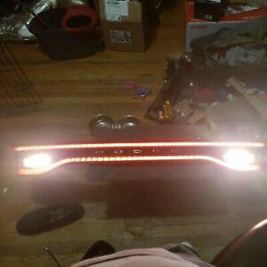 2013-2016 Dodge Dart Rear Trunk LED Light Bar Taillight Tail Light Lamps Middle