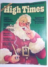 High Times Santa & Fly Agaric Soma Native Mescalito  Jimmy Buffett Hollywood Etc