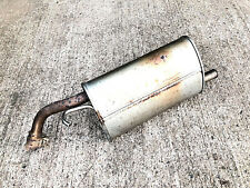 MITSUBISHI COLT 1.1 CZ1 - EXHAUST BACKBOX SILENCER