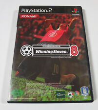 Winning Eleven 8 World Soccer Korean PlayStation 2 PS2 Korea