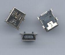 Mini USB B 5 pin presa femmina a saldare smd 5 PEZZI