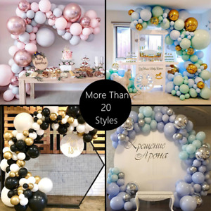 Macaron Balloon Arch Garland Kit Baby Shower Wedding Birthday Party Decor Set AU