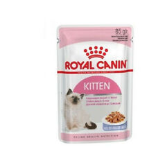 Over 3oz Food Humid for Puppies & Kittens (up to 12 Months) Royal Canin Kitten