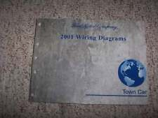 2001 Lincoln Town Car Electrical Wiring Diagram Manual Executive Signature
