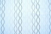 """Vintage RETRO 1970s FABRIC salvaged CURVED STRIPES thick 28.5"""" x 1yd -e"""