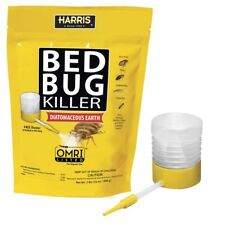 32 Ounce Diatomaceous Earth Bed Bug K 00004000 iller Use On Mattress Box Springs New