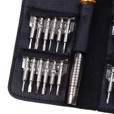 25 in 1 Repair Tool set Screwdriver Kit For Macbook Pro Air Iphone _ks