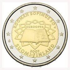 "FINLAND SPECIALE 2 EURO 2007: ""VERDRAG VAN ROME"""