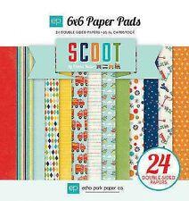 "New Echo Park 6""  x 6"" Paper Pad Scoot"