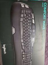 Logitech Comfort Wave MK550 - Wireless keyboard and mouse