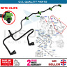 FOR FORD TRANSIT MK7 2.2 TDCI FUEL INJECTOR LEAK OFF PIPE & CLIPS 2006-2014