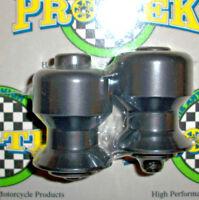 Pro-tek Swing Arm Spool Slider Kawasaki 1995 1996 1997 Ninja ZX6R Black