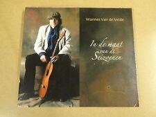 CD / WANNES VAN DE VELDE - IN DE MAAT VAN DE SEIZOENEN