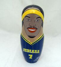 Indiana Pacers #7 O'Neal Sports Nesting Doll Figure Basketball Bowling Pin Jar