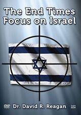 The End of Times Focus on Israel by Dr. David R. Reagan (DVD, 2016)