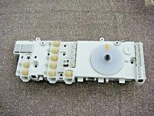 MIELE W980 WASHING MACHINE EDPW213 INPUT CONTROL PCB part no.4558665