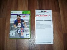 "XBOX 360 SPIEL ""Fifa 2013"" deutsch,Fifa 13,Microsoft,X-Box"