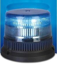 Faro lampeggiante LED blu INTAV LED FLEX 9 PowerLED - Magnetico