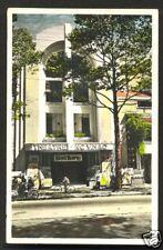 Saigon photo postcard Theatre NG V. Hao Vietnam 50s
