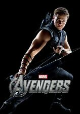 The Avengers movie poster  : 11 x 17 inches : Jeremy Renner poster, Hawkeye