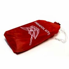 Childrens Traditional Pocket Parafoil Kite Toy INCLUDES Carry Bag - Easy to Fly!