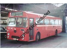 BUS PHOTO: WESTERN WELSH LEYLAND LEOPARD U1772 XBO547K