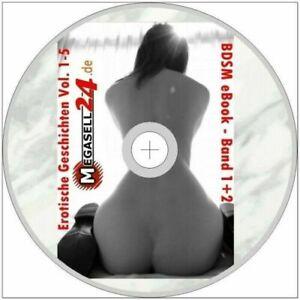 ☝ MEGA EBOOK PAKET 27 Erotische Geschichten 1-5 + BDSM 1+2 CD DVD Erotik Neu Wow