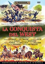 LA CONQUISTA DEL WEST)JOHN FORD ( *dVd*a&r*