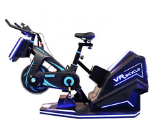 Virtual Reality - Spinning Bike - 9D Simulator 360 degree Arcade Exercise Class