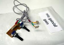 Yaesu FT-920 mic gain/RF pot