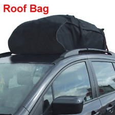 30KG Capacity Durable Car Roof Top Bag Rack Cargo Carrier Luggage Storage Travel