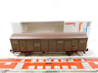 CM78-0,5# Märklin H0/AC 4731 gedeckter Güterwagen GS SNCB NEM KK KKK, s.g.+OVP