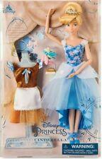 Rare Disney Store Princess Cinderella Ballet Doll - Brand New