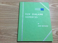 NEW ZEALAND PRE DECIMAL 1933-1965 SIXPENCE COIN SET!!!RARE