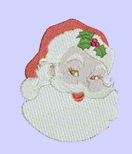 CHRISTMAS SANTAS - 20 MACHINE EMBROIDERY DESIGNS