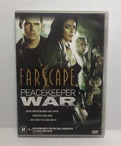 Farscape Peacekeeper War DVD Region-4