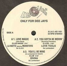 VARIOUS - Special For Dee Jays 21 - Discomagic