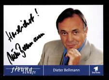 Dieter Bellmann In aller Freundschaft Autogrammkarte Original # BC 130526