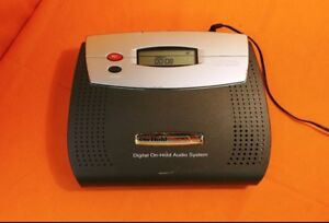 On-Hold Plus 4000 Digital Flash Memory On-Hold Audio System Custom Commercials